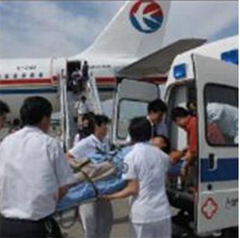 机场、火车站急救转运